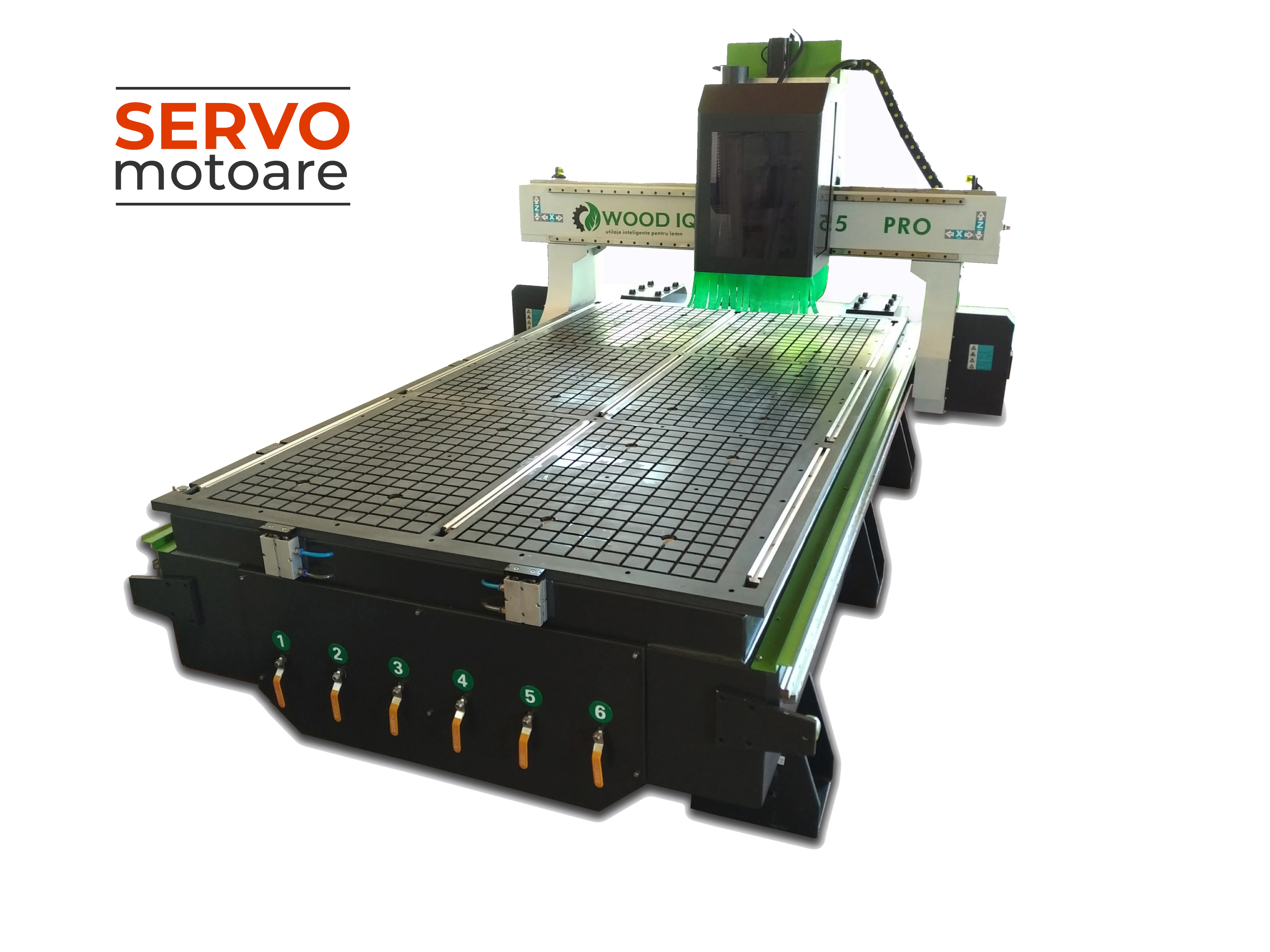 Router CNC 1325 Pro