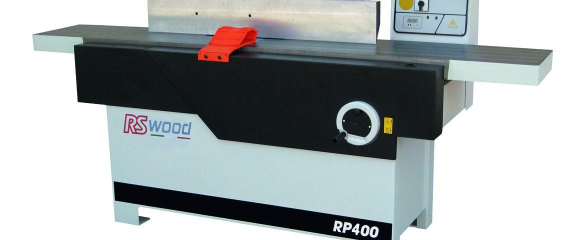 Masina de indreptat RP400 RSWood Italia