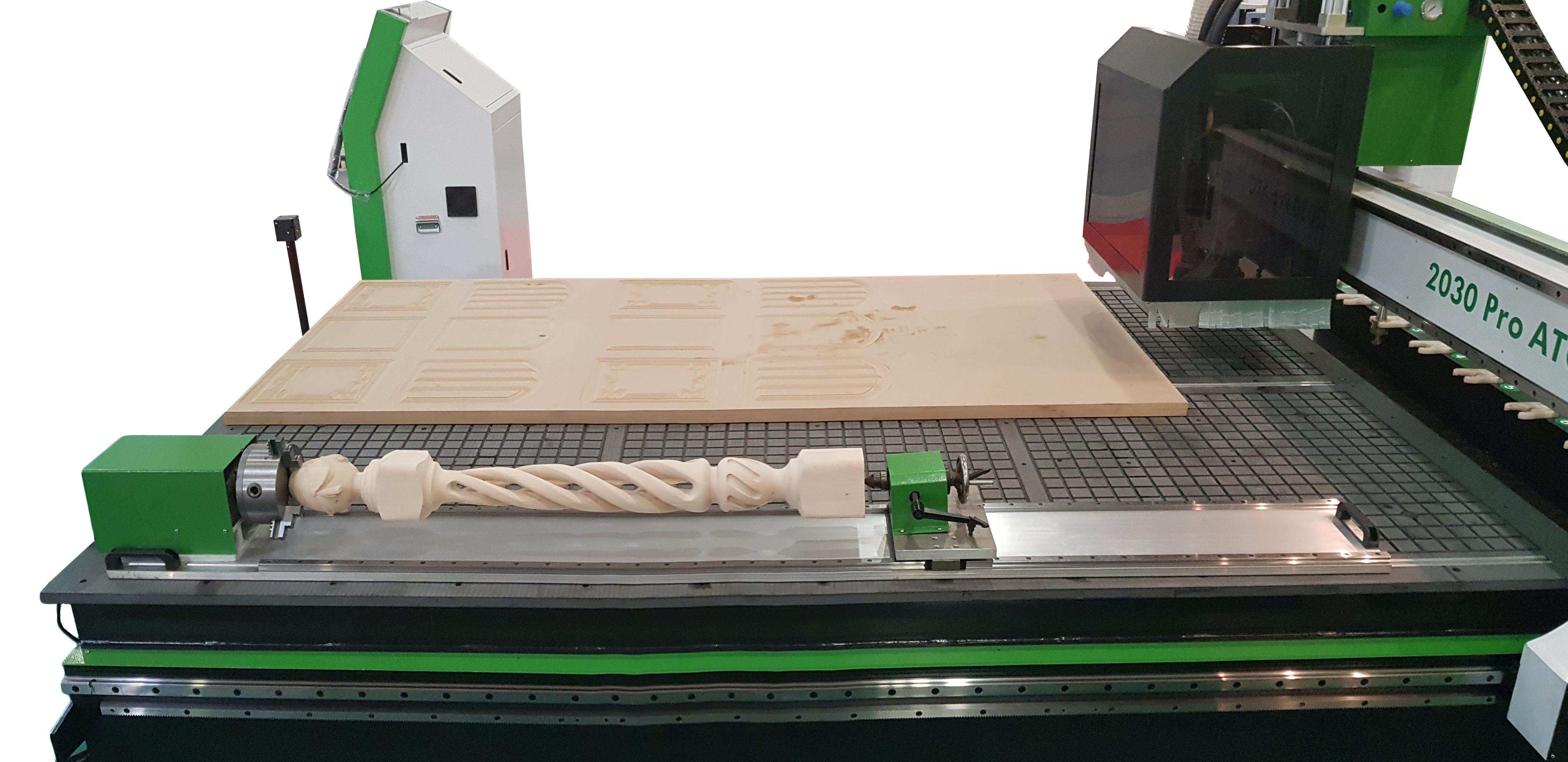 Router CNC 2030 Pro ATC