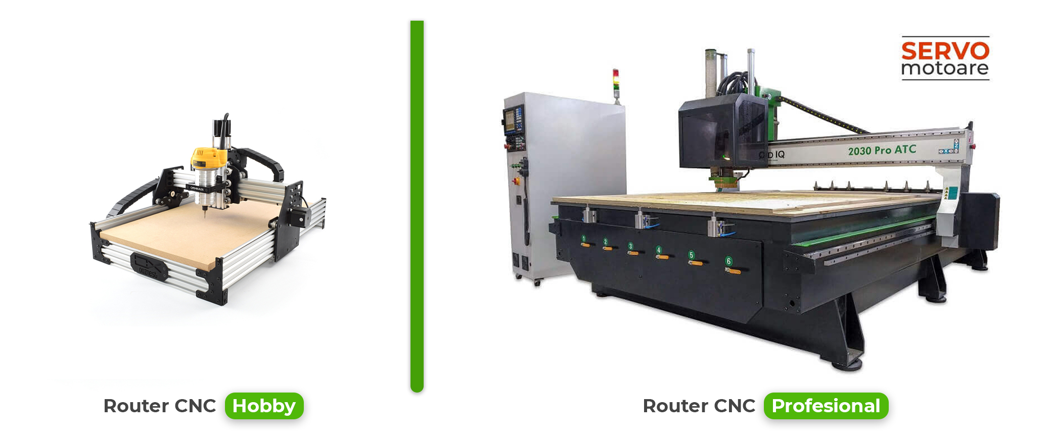 router cnc hobby vs router cnc pro atc wood iq