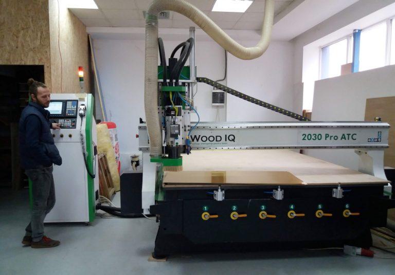 CNC Wood IQ