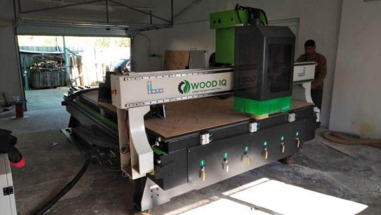 Router CNC 2030 Pro WoodIQ