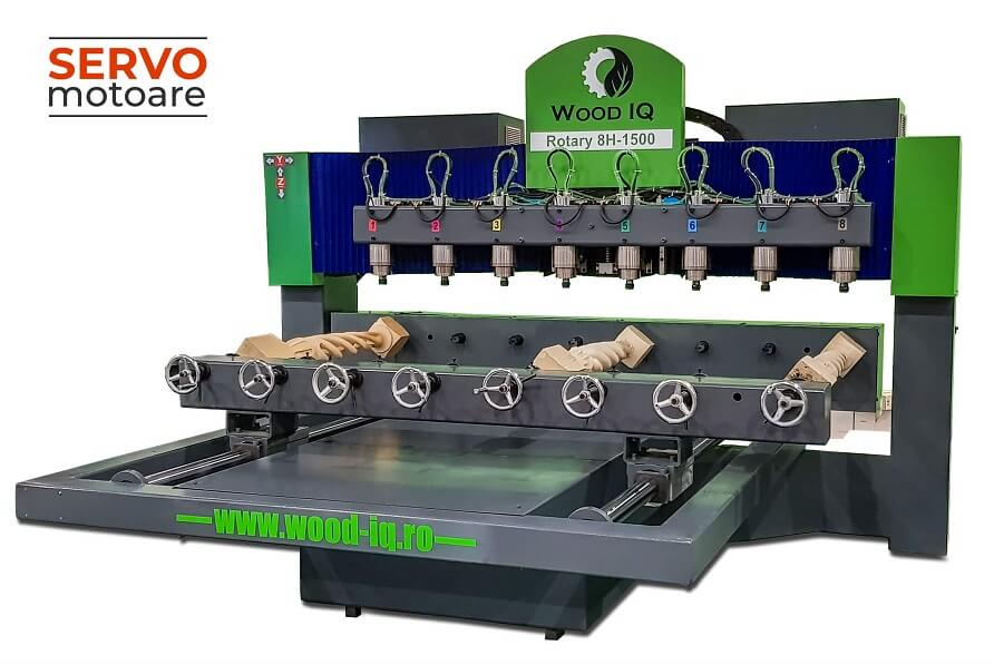 Strung CNC 8H Wood IQ