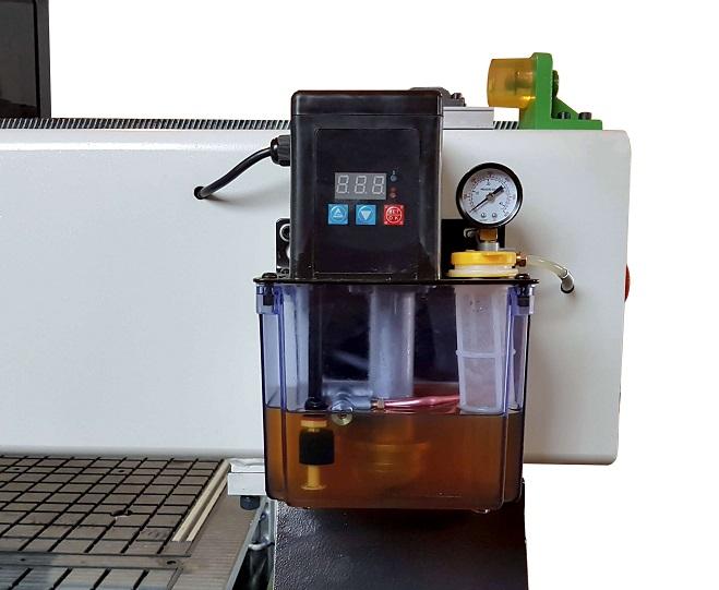 Pompa automata pentru lubrifiere