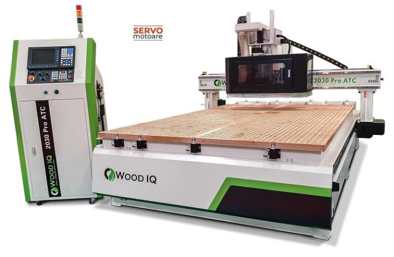Router CNC - 2030 Pro ATC Wood IQ