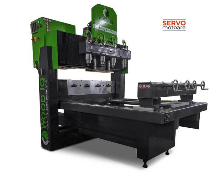 Strung CNC Wood IQ 1200