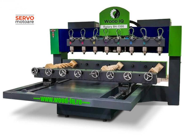 Strung CNC Wood IQ 1500