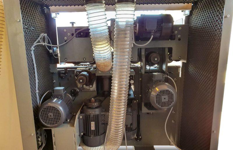 Masina de prelucrat pe 4 fete PR 4 180 Wood IQ patru motoare independente