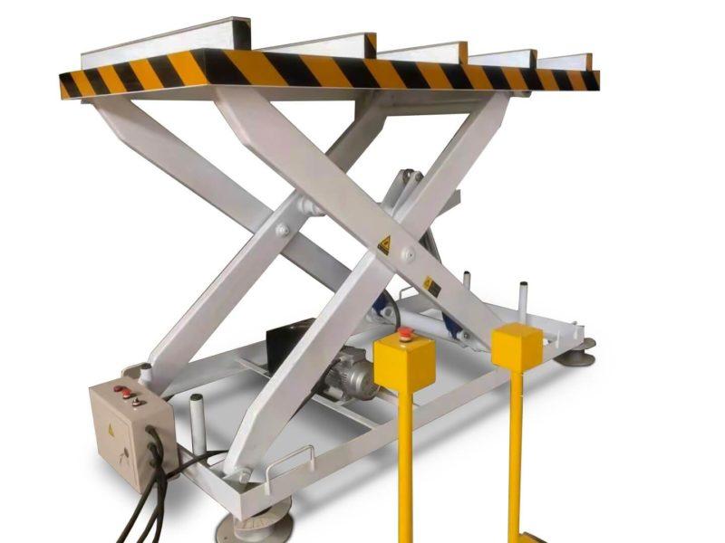 Lift pentru incarcare automata Router CNC Wood IQ 1