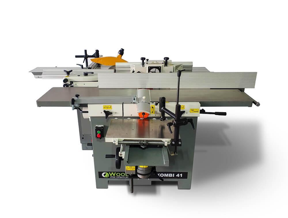 masina universala pentru tamplarie kombi 41 wood iq