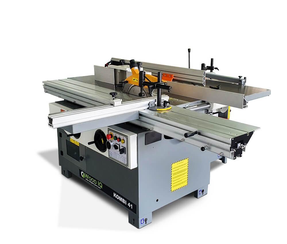 masina universala pentru tamplarie wood iq