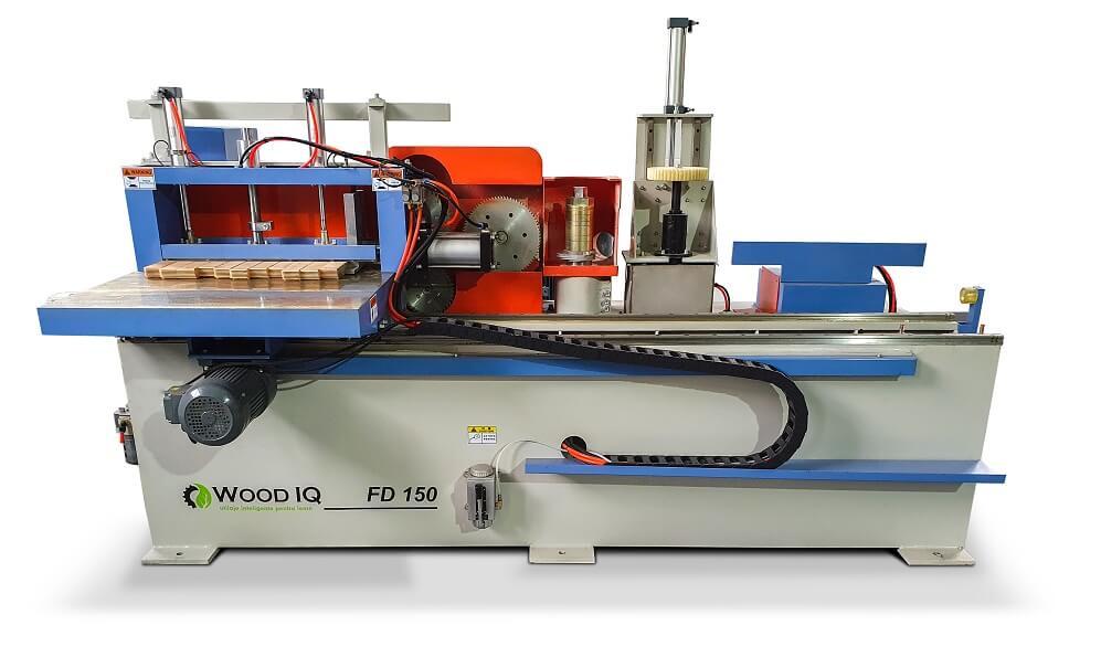 masina automata de frezat in dinti Wood iq