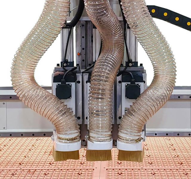 ELECTROMANDRINE ROUTER CNC PRO X3