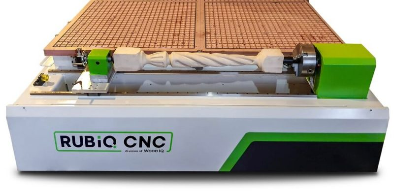 axa 4 varianta 2 router 2030 pro atc wood iq rubiq cnc