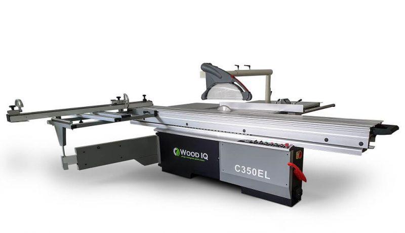 Circular de formatizat cu incizor C 350EL Wood IQ