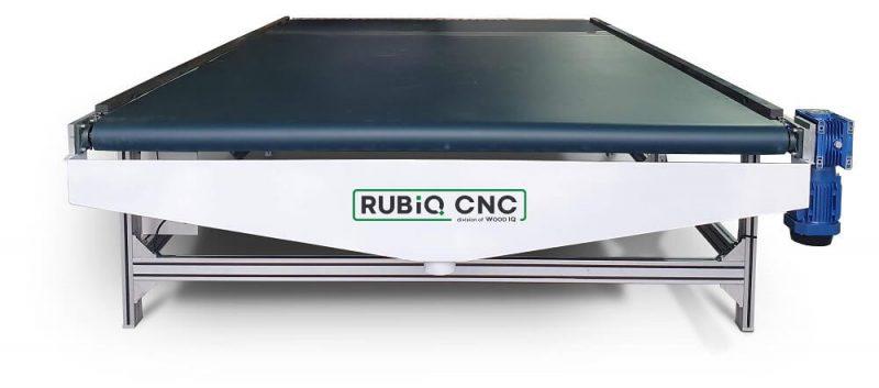masa automata de descarcare 2 router cnc wood iq rubiq cnc