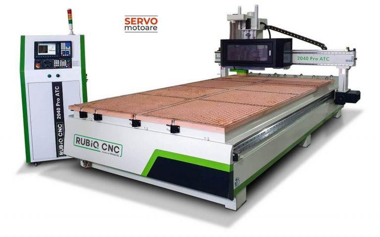 Router CNC 2040 Pro ATC RUBIQ CNC