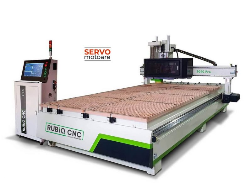 Router CNC 2040 Pro RUBIQ CNC