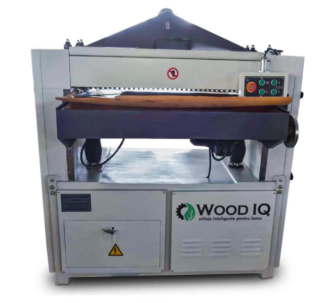 Masina de Rindeluit la Grosime RG 100 Wood IQ