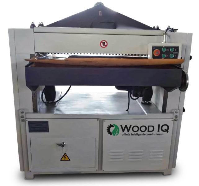 Masina de Rindeluit la Grosime RG 130 Wood IQ