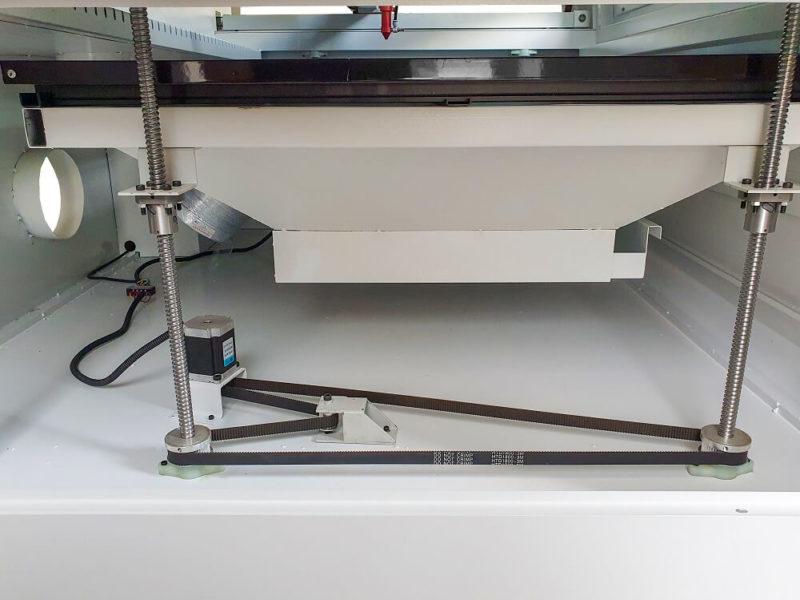 laser rubiq cnc seria pro masa reglabila pe inaltime