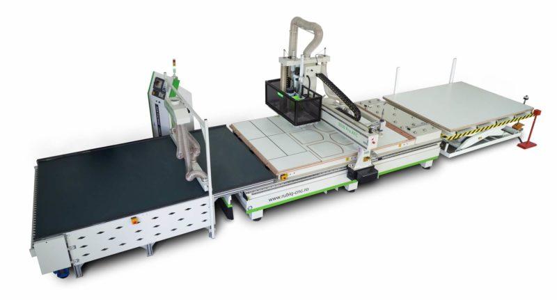 Router CNC AutoLoad