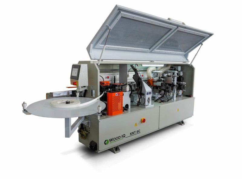 masina de aplicat cant KNT 6C